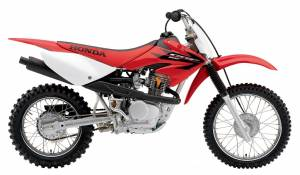 Honda XR100 - CRF100