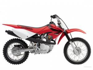 Honda XR80 - CRF80