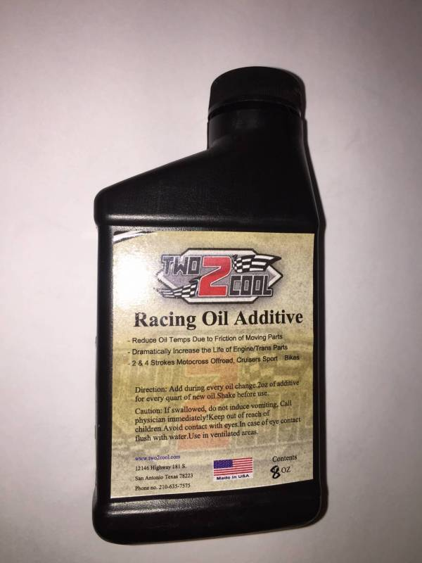 Fast50s | Two 2 Cool Oil Additive