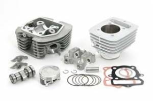 Takegawa - Takegawa SuperHead Bore Up Kit   xr/crf100 (115cc/Stage-3/plated cylinder)