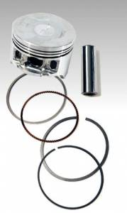 Takegawa - Takegawa 88cc, 106cc  Piston Kit (Fits S Stage, 52mm)