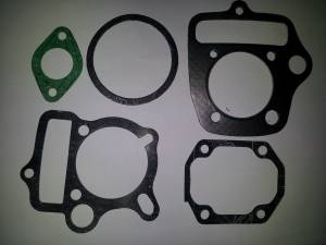 Fast50s - Fast50s 52mm Gasket Kit, 88cc - Z50  XR50  CRF50  XR70  CRF70  CT70  SL70 & Others