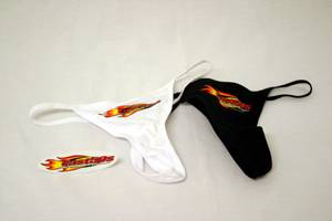Fast50s - Fast50s Womens Thongs - Image 1