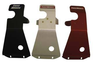 FastMinis - Fast50s Skid Plate - KLX110 DRZ110 - Image 1