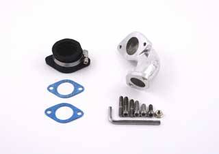 Trail Bikes - Trail Bikes 26mm Performance Carb Intake Kit - Race Head - KLX110  KLX110-L  DRZ110
