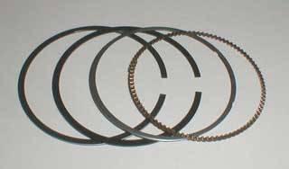 Trail Bikes - Trail Bikes Piston Ring Set (60mm-143cc) klx/drz110