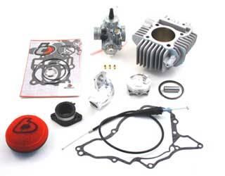 143cc Big Bore kit with VM 26mm Carb Kit