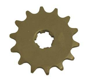 FastMinis - FastMinis High Grade Front Sprockets - KLX110  DRZ110  - Image 1