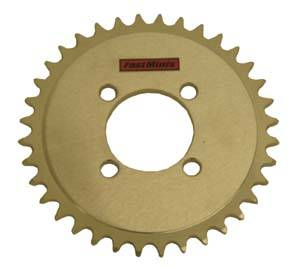 Fast50s - FastMinis Rear Sprockets - KLX110  DRZ110 - Image 1