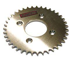 Fast50s - FastMinis Rear Sprockets - KLX125  DRZ125 - Image 1