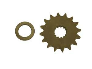 Fast50s - FastMinis Front Sprockets - KLX125  DRZ125 - Image 1