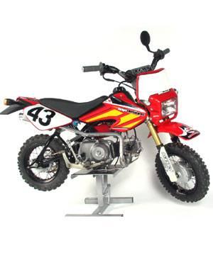 Baja Designs - Baja Design Dual Sport Kit - Z50 (1988-99) XR50 CRF50 XR70 CRF70 (12V) - Image 1