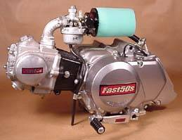Fast50s - Fast50s Motor Modifications