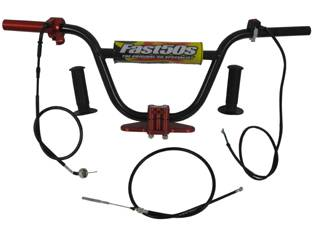 Fast50s - Fast50s Honda Complete 8 inch Standard Bar Kit - Honda Z50