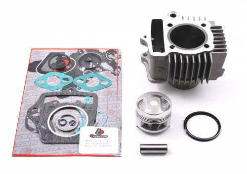 88cc Piston kit with Convex piston for Race or 70 Style heads!!