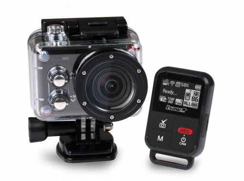 ISaw - ISAW EXtreme High Definition Action Sport Camera - Image 1