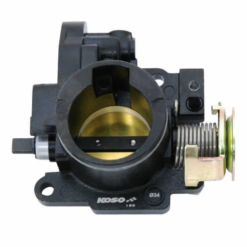 Koso - Koso 34mm Throttle Body - Honda Grom MSX125