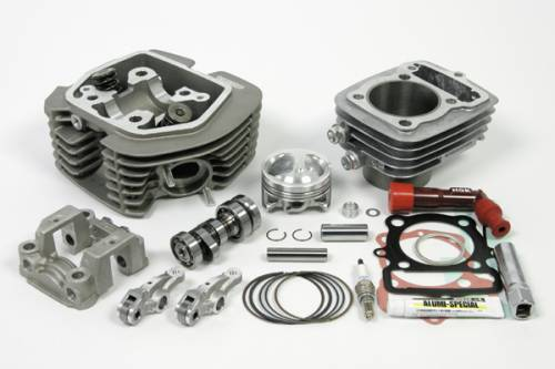 Takegawa - Takegawa SuperHead(+R) Bore Up Kit - Ape100/XR100 / CRF100 MOTARD (120cc)