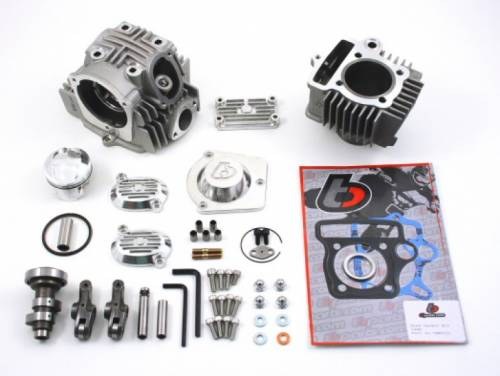 Trail Bikes - Trail Bikes 88cc Big Bore Kit + V2 Race Head -  50s & 70s