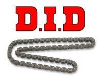 D.I.D. Racing Chain - D.I.D. Mini Bike Cam Timing Chain, XR/CRF100, 110 90 Link - Image 1