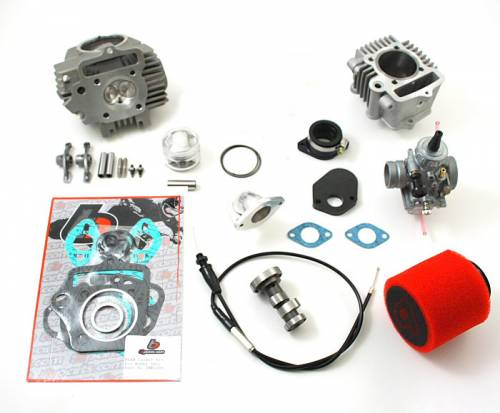 Trail Bikes - Trail Bikes 26mm Mikuni VM26 Carb Kit - TRX90
