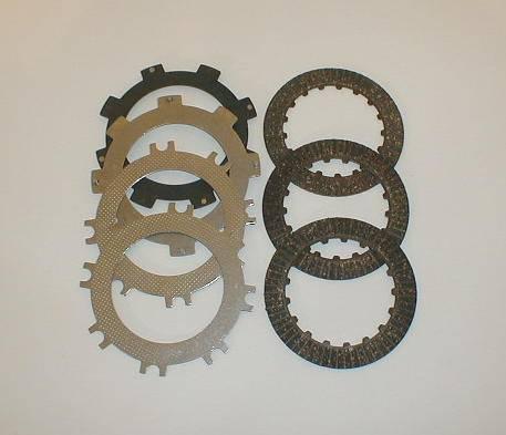 Trail Bikes - Trail Bikes H-D AUTO CLUTCH - DISK/STEEL KIT - Z50 XR50 CRF50 & PIT BIKES