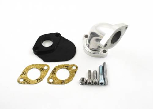 Trail Bikes - Trail Bikes 18mm - 22mm REVERSE INTAKE KIT FOR CARBS - Honda CRF110