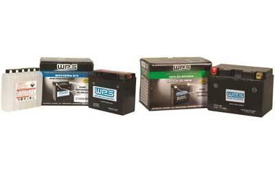 TTR50 and TTR110 Sealed Battery!