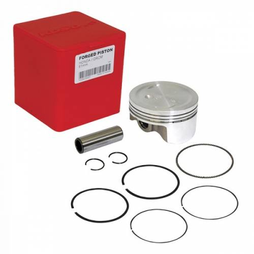 Koso - Koso Replacement Piston Kit - Honda Grom  MSX125 - Image 1