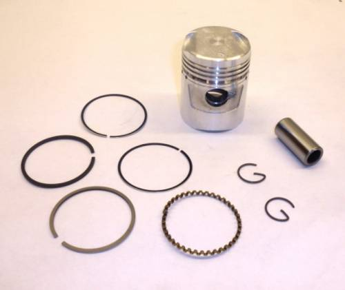 This IS NOT the exact piston. This pic just for REFERENCE