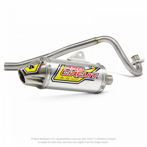 Pro Circuit T-4 Exhaust System TT-R50 '06-Present