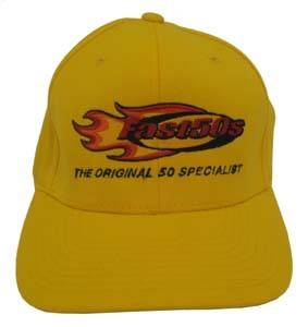 Fast50s - Fast50s Flex Fit Hat - Image 2