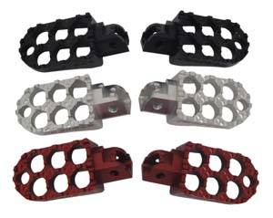 Honda XR50 - CRF50 - STRENGTH - Fast50s - Fast50s Billet Footpegs -  Z50  XR50  CRF50  XR70  CRF70