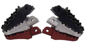 Fast50s Billet Footpegs -  Z50  XR50  CRF50  XR70  CRF70