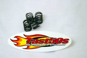 Honda XR50 - CRF50 - CONTROLS - Fast50s - Fast50s Heavy Duty Clutch Springs - Honda z50, XR50 & CRF50