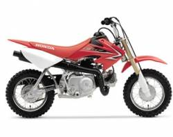 Fits both Honda XR50 & CRF50