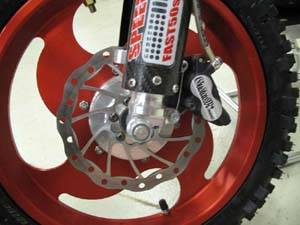 Magura Front Disk Brake for Fast50s Speed Forks