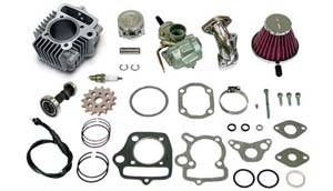 Takegawa - Takegawa 88cc Big Bore kit,  S-Stage + 20mm Carb Combo - Z50 12v (1988-99),  XR50  CRF50