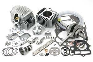 Honda XR50 - CRF50 - POWER - Takegawa - Takegawa 124cc Superhead+R Bore and Stroke up kit