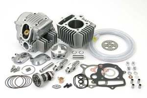 Honda XR70 - CRF70  - POWER - Takegawa - Takegawa 88cc Superhead+R Kit - Z50 12v (1988-99),  XR50  CRF50  XR70  CRF70