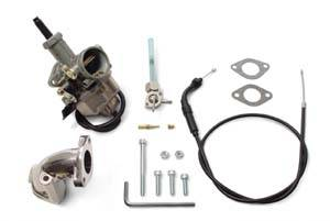 Honda XR70 - CRF70  - POWER - Takegawa - Takegawa pd22 Carb  -  Honda  Z50  XR50 CRF50  XR70  CRF70