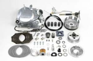 Honda XR50 - CRF50 - Takegawa - Takegawa Special Clutch Kit for Stock Main Shaft