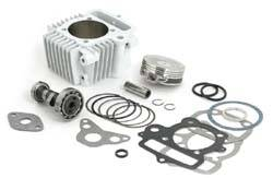 Honda XR50 - CRF50 - Takegawa - Takegawa 106cc Big Bore Kit, S-Stage SCUT 57mm - Z50   XR50   CRF50