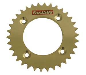 Honda XR70 - CRF70  - POWER - FastMinis - FastMinis High Grade Rear Sprockets - XR70  CRF70