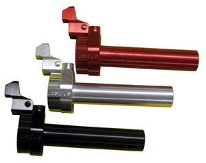 Fast50s Honda Z50 8 inch Standard Bar / Bar Clamp / Billet Throttle Kit