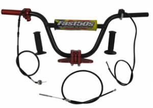 Fast50s - Fast50s Honda Complete 8 inch Standard Bar Kit - Honda Z50 - Image 1