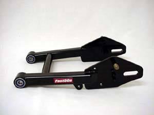 Fast50s - Fast50s Chromoly Swingarm, 1 Inch Extended - Honda Z50