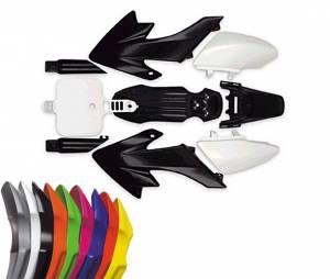 Honda XR50 - CRF50 - APPEARANCE - UFO Plastics - Fast50s UFO Plastic Kit - Honda XR50 CRF50