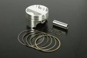 Honda XR50 - CRF50 - POWER - Takegawa - Takegawa DOHC Piston + Ring Kit (54mm) - Z50 XR50  CRF50 XR70 CRF70  TTR50