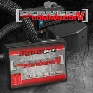 Honda Grom - MSX125 - DynoJet Power Commander V - Honda Grom  MSX125